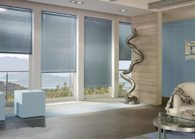 Aluminum Blade Curtain Blind