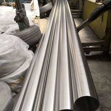 Polished Decorative tube 201 304 Sch10 Stainless Steel Pipe