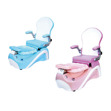 Lovely Baby Pink Spa Pedicure Chair