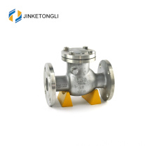 DIN Standard Cast Ductile Iron Swing Check Valve