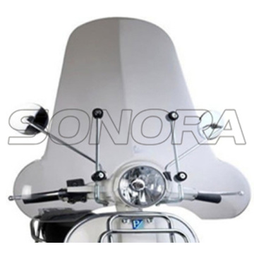 PIAGGIO VESPA PX 150 Windshield TYPE 1 High Quality