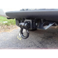 "11,000 Capacity D-Ring Bow Shackel Tow Hitch with 5/8"" Hitch Pin"