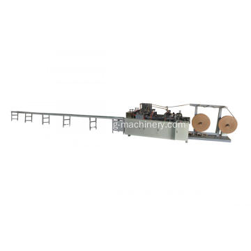 paper handle making machine with conveyor line