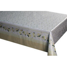 Elegant Tablecloth with Non woven backing Meaning