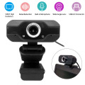 1080P/720P Webcam USB Camera Video High Definition Web Cam with Mic for Online Studying Meeting Calling