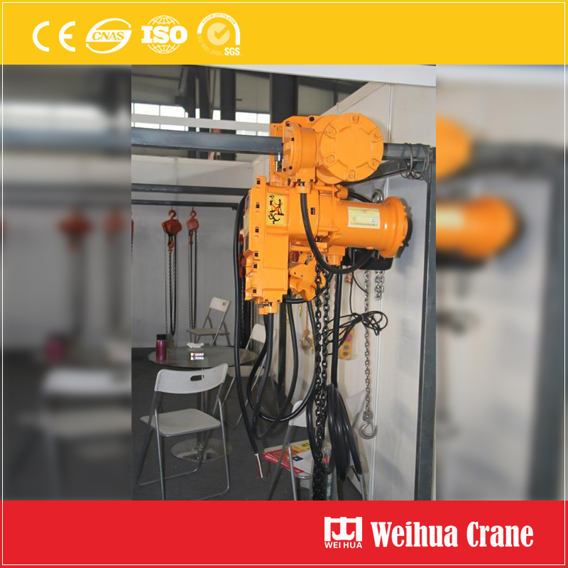 Explosion Proof Chain Block