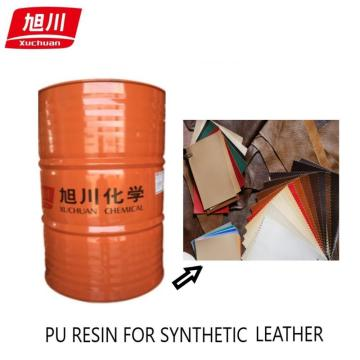 Non-yellowing pu resins for dry process