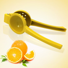 Aluminum Alloy Manual Hand Pressure Fruit Juicer Lemon Squeezer Citrus Orange Lime Juicer Home Kitchen Gadgets Manual Juicers