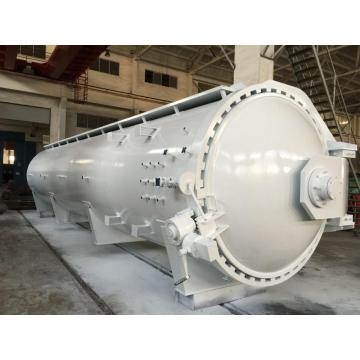 Composite Carbon Fiber Autoclave Press Production Line