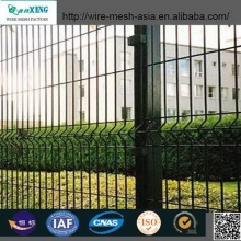 PVC Coated Railway Frame Wire Mesh Fence