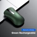 Green Bluetooth