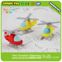various airplane shape traffic Eraser