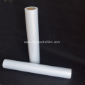 single matte mylar film