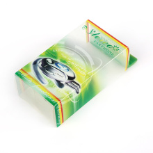 Printing PVC Matte Medicine Box Packaging