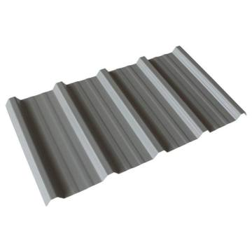 PVC corrugated plastic roof sheet