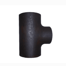 Pipe fittings Tee carbon steel