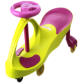 Kids Toy Riding Swivel Car With Music&Flash Wheel