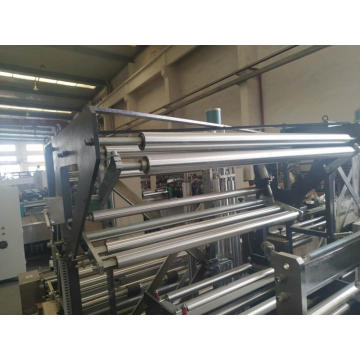 3 side or center bag machine