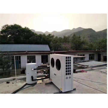 Domestic all-in-one machine heat pump