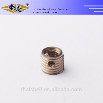 Steel thread inserts M10*1.25 1d/1.5d/2d/2.5d