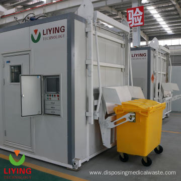 Hospital Waste Treatment Equipment