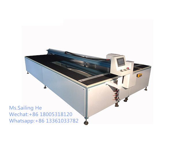 Laminated Glass Cutting Table
