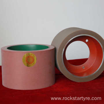 SBR Iron Core Rice Huller Rubber Roller