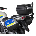 Police Motorcycle Ride On 12v