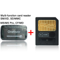 Promotion! ! ! ! ! !128MB 64MB 32MB 16MB 8MB Smart Media Card with SD XD MMC CF MS DUO SM Card Reader Memory Card