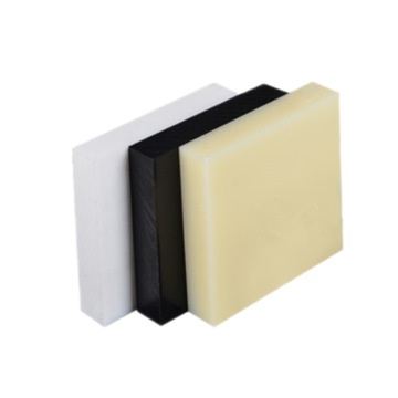 CNC Processing Parts Beige ABS Sheet