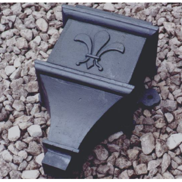 Cast iron fitting Outlet H132 Rw Head