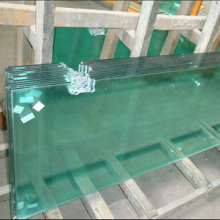 10mm Clear Tempered Shower Glass Panel