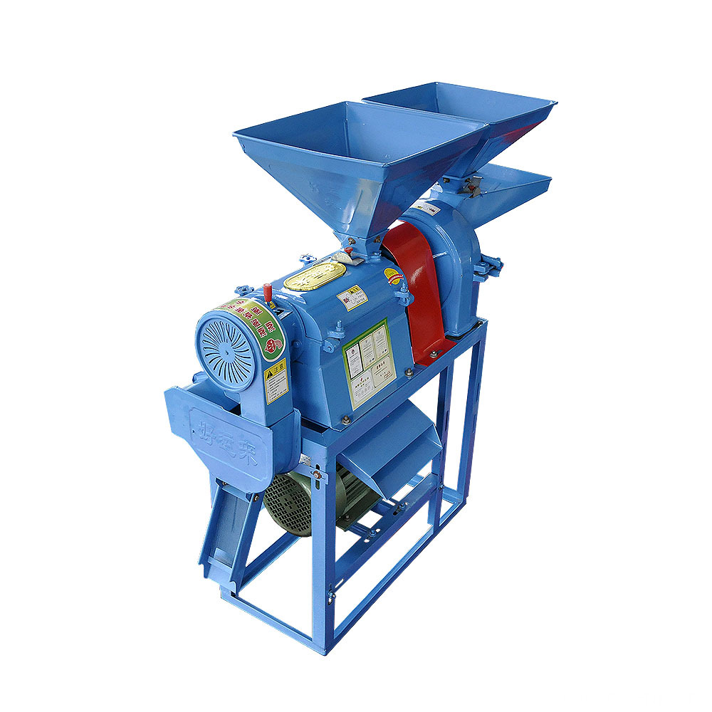 Electric motor rice polisher machine rice mill machinery