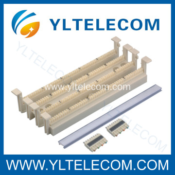 50-100 Pairs 110 Wiring Block for Patch Panel