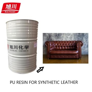 pvc leather pu resins