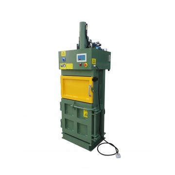 Small Vertical  Hydraulic Baling Machine For Carton