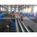 W Beam Steel Highway Guardrail Machine