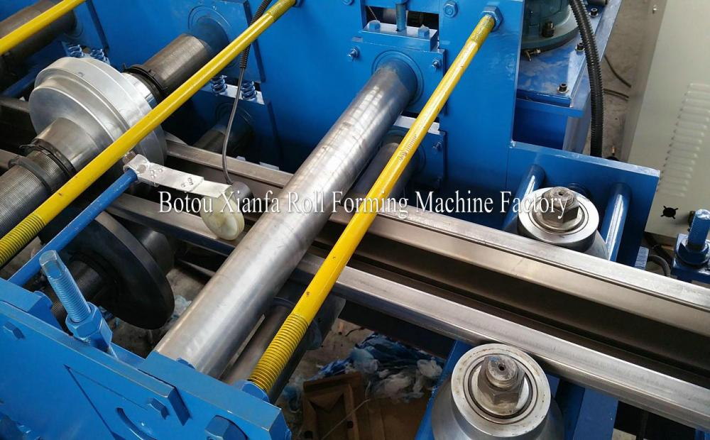 Corrugated Sheet Roll Forming Machine