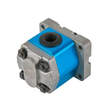 low noise high efficiency gear pump