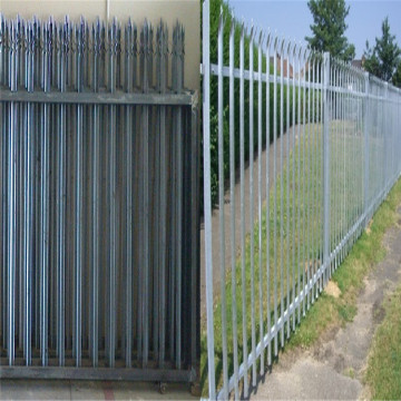 palisade fence green