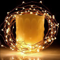 Warm White Color Copper Wire LED String Light