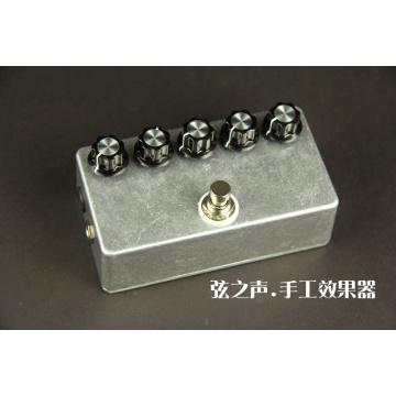 DIY MOD Zvex Fuzz Factory Pedal Electric Guitar Stomp Box Effects Amplifier AMP Acoustic Bass Accessories Effectors