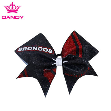 Glitter Beautiful Sport Bow