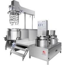 Vacuum emulsifying mix machine
