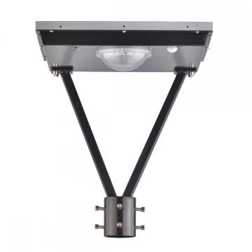 50w square Solar Powered Disc Top Light
