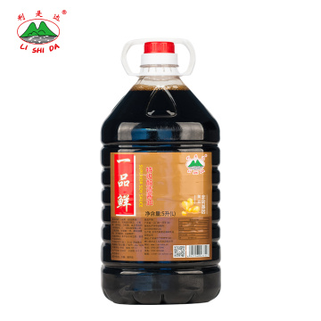 Light Soy Sauce 5L PET Drum
