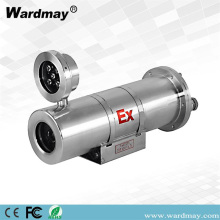 30X 304 Stainless Steel Bullet Explosion-Proof IP Camera