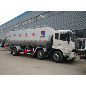 30m3 DFAC Bulk Feed Delivery Trucks