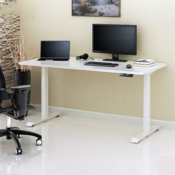 Adjustable Standing Desk With Dual Motor