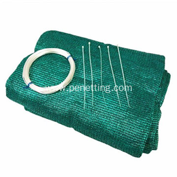 Vegetable nursery shade net for agriculture usage